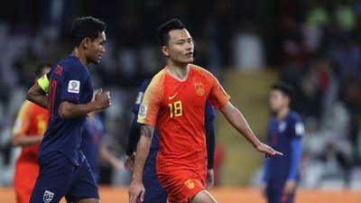 CLIP: Thua ngược Trung Quốc, Thái Lan dừng bước ở Asian Cup 2019