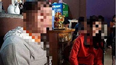 Cha dượng hiếp dâm con riêng 12 tuổi của vợ suốt nhiều năm