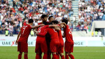 Công Phượng sút tung lưới Jordan, tuyển Việt Nam gỡ hòa 1-1