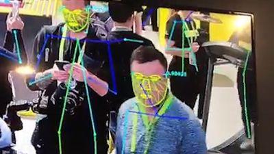 Rò rỉ công nghệ giám sát, trích xuất thông tin cá nhân bằng quét mặt