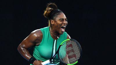 Serena Williams đánh bại số một thế giới tại vòng 4 Australian Open