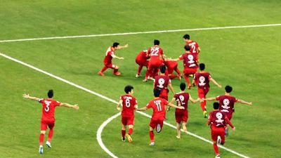Toàn cảnh màn luân lưu cân não đưa Việt Nam vào tứ kết Asian Cup