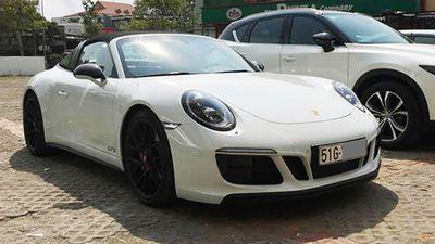 Porsche 911 Targa 4 GTS 2018 hơn 11 tỷ ở Sài Gòn