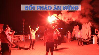 Vỡ òa hạnh phúc vì Việt Nam vào top 8 châu Á