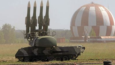 Syria vừa điều hệ thống phòng không Pantsir và Buk bắn hạ 7 tên lửa Israel