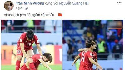 Minh Vương tự nhận 'hỏng penalty ngấm vào máu', kéo theo Quang Hải nhưng bị phũ