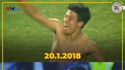 Quả penalty của Bùi Tiến Dũng gợi nhớ kỳ tích tại U23 châu Á