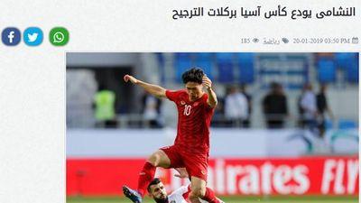 Truyền thông Jordan thất vọng trước màn trình diễn nhạt nhòa của đội nhà