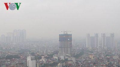 Không khí Hà Nội xấu nhất từ đầu Đông