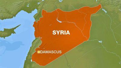 Phòng không Syria chặn đứng cuộc tấn công của Israel