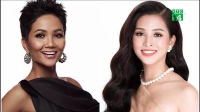 Hoa hậu Tiểu Vy, H'hen Niê lọt top 50 người đẹp nhất thế giới