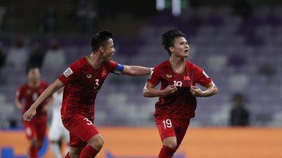 Thắng thuyết phục Jordan, tuyển Việt Nam nhận mưa tiền thưởng