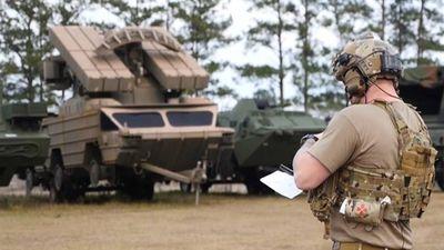 Mỹ diễn tập phá hủy phòng không Nga