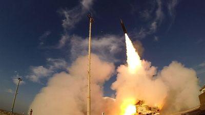 Israel phóng Arrow-3 trong tình hình nóng