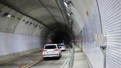6 phút trong hầm Cù Mông gần 4.000 tỷ đồng nối Bình Định - Phú Yên