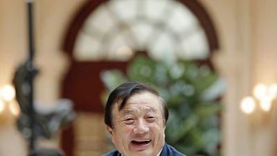 Nhà sáng lập Huawei: 'Phương Tây dại dột nếu không mua hàng 5G của Huawei'