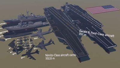 Tận mục các loại vũ khí Mỹ nắm trong tay