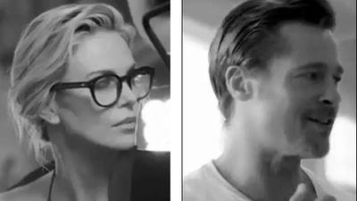 Hé lộ thời gian và địa điểm Brad Pitt và Charlize Theron hẹn hò cùng nhau