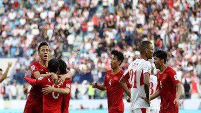 Việt Nam vs Nhật Bản: Trận đầu tiên áp dụng VAR trong lịch sử Asian Cup