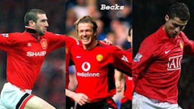 Ronaldo và 14 cầu thủ vĩ đại trong lịch sử MU