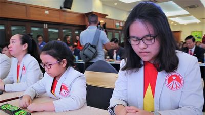 Màn lập kỷ lục của đội tuyển Siêu trí nhớ Việt Nam