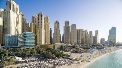 Tuyển Việt Nam ở khách sạn bậc nhất Dubai trước trận gặp Nhật Bản