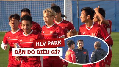 Đội tuyển Việt Nam chuẩn bị gì để đối đầu với Nhật Bản?