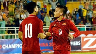 Báo châu Á vinh danh 3 cầu thủ Việt Nam