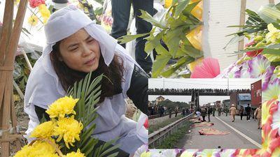 Tai nạn thảm khốc ở Hải Dương: Xã Kim Lương chưa bao giờ buồn đến thế