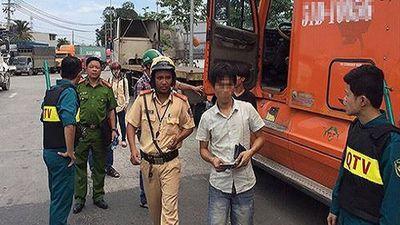 Lai Châu: Phát hiện nhiều lái xe khách và xe tải dương tính với ma túy