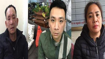 Hải Phòng: 'Nữ quái' U50 điều hành chồng và con trai buôn ma túy xuyên tỉnh