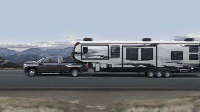 Siêu bán tải GMC Sierra HD 2020