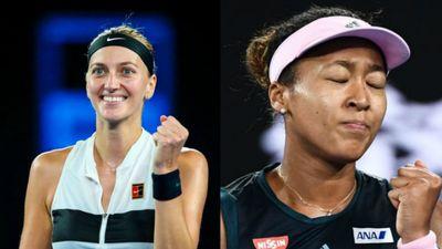 Chung kết đơn nữ Australian Open 2019 gọi tên Kvitova và Osaka