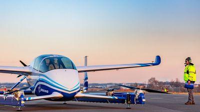 Boeing vừa hoàn thành chuyến bay thử nghiệm mang tính lịch sử