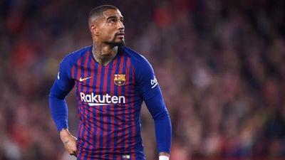 Highlights: Hàng thủ hớ hênh, Barcelona thua Sevilla 0-2