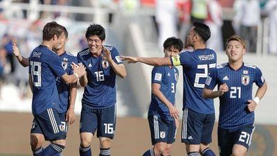 Tuyển thủ Nhật Bản lạc quan vui đùa trước trận đấu với ĐT Việt Nam