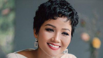 Những kiểu tóc ngắn cực chất của hoa hậu H'Hen Niê