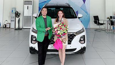 Vượng Râu tậu Hyundai SantaFe 2019 bị 'kênh giá' 120 triệu