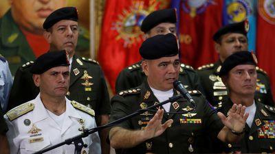 'Tổng thống tự phong' Venezuela không được quân đội công nhận