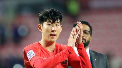 Son Heung-min hạnh phúc khi HLV Park Hang seo thành công tại Việt Nam