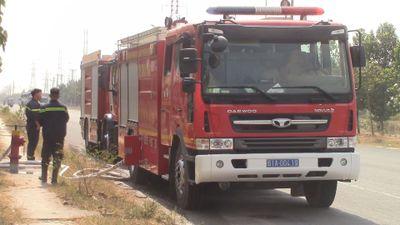 Nổ cháy nhà xưởng, 1 người chết, 3 người bị bỏng nặng