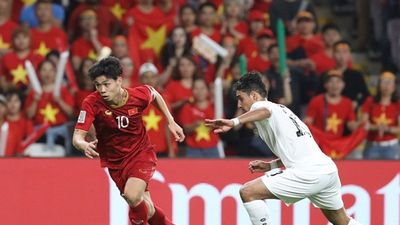 Trước trận tứ kết Asian Cup 2019, xem lại lịch sử đối đầu của Việt Nam và Nhật Bản