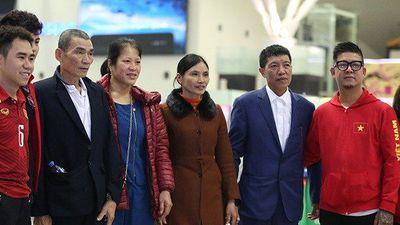 Bố Đoàn Văn Hậu: Nhật Bản mạnh nhưng Việt Nam sẽ chiến thắng