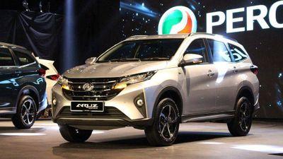 Toyota Rush của hãng xe Malaysia giá chỉ 400 triệu đồng