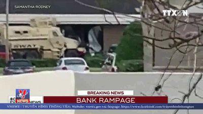 5 người thiệt mạng do nổ súng tại ngân hàng bang Florida, Mỹ