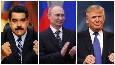 Nga lên án hành động 'áp đặt bá chủ' của Mỹ ở Venezuela