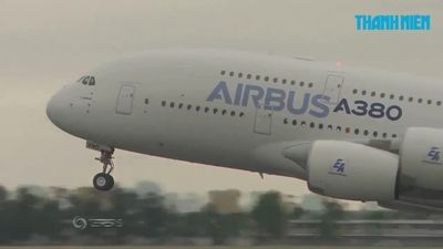 Airbus ngưng sản xuất A380 vì khó bán