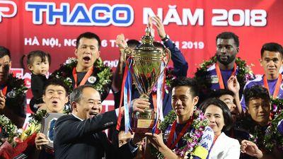 CLB Hà Nội giành Siêu Cup 2018: Dấu ấn ngoại binh