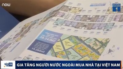 Người nước ngoài mua nhà tại Việt Nam tăng cao