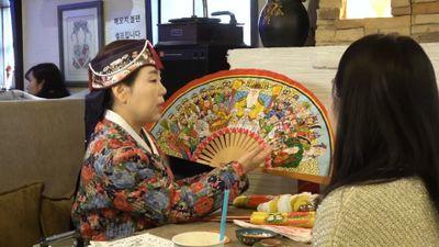 Đi xem bói kiểu saju ở Hàn Quốc